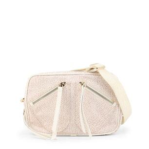 Zip Pocket Front Crossbody Bag