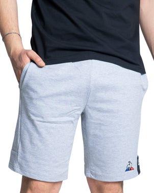 Elastic Waist  Side Pocket Short