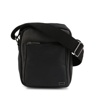 Murphy Leather Zipper Crossbody Bag