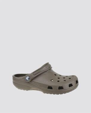 Brown Beach Clog Footwear