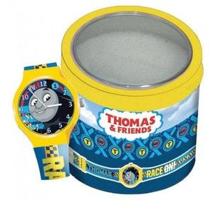 Yellow Thomas The Train Plastic Strap Analog Watch