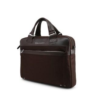 Brown Double Handle Briefcase