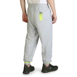 Elastic Waist Tracksuit Pants