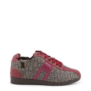 Moro Viola Suede Low Top Sneakers