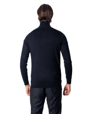 Turtleneck Righe Knitwear
