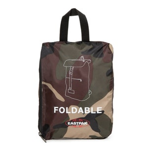 Camouflage Topher Instant Backpack