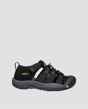 Black Newport H2 Kids Sandals