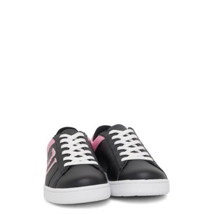 Begonia Leather Low Top Sneakers