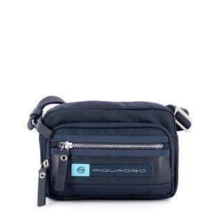 Shoulder Strap Zipper Crossbody Bag