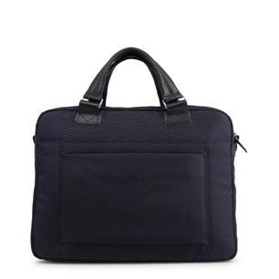 Black Double Handle Briefcase