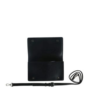 Two Tone Leather Continental Wallet