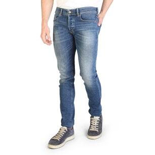 Sleenker-X Button Slim Fit Jeans