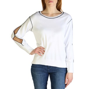 Long Sleeve Ribbed Sweater Top