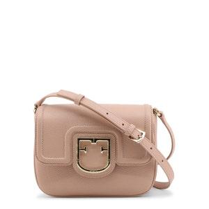 Pink JOY_XS Magnetic Crossbody Bag