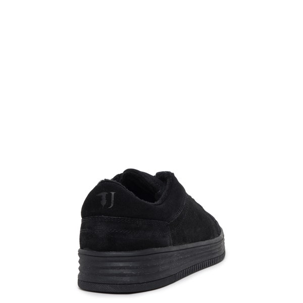 Low Top Round Toe Lace Up Sneakers