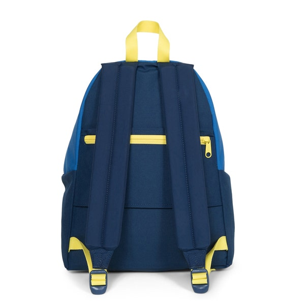 Blue Classic Padded Backpack