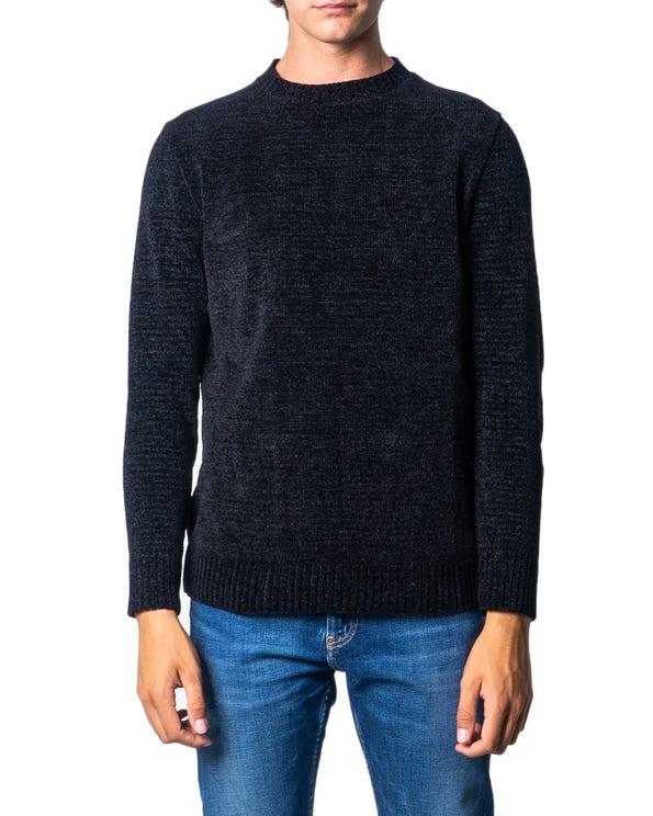 Elastic Long Sleeve Knitwear