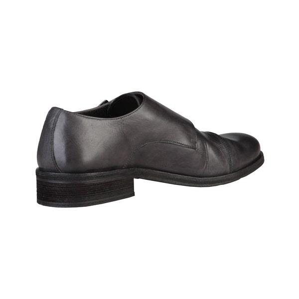 Andrea Almond Toe Mock Shoes