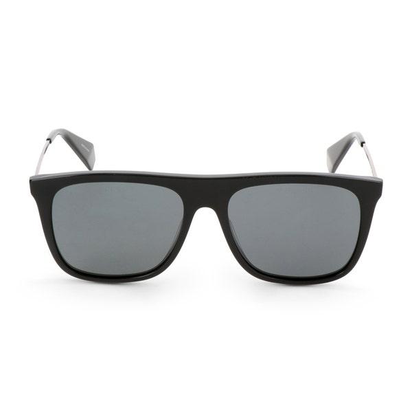 Square Acetate Full Rim Sunglasses