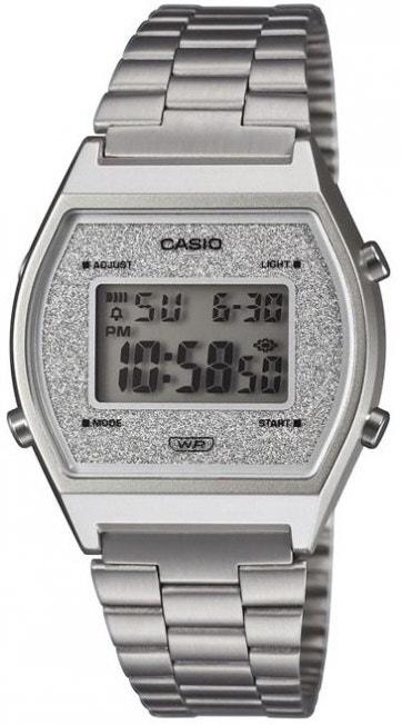 Vintage Glittery Silver Watch