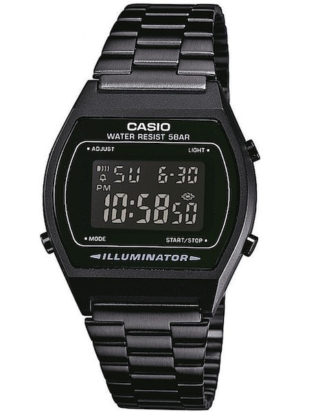 Metal Strap Quartz Digital Watch