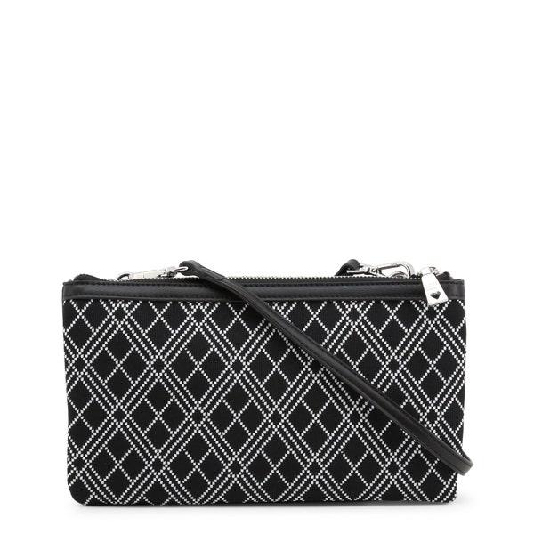 Embellish Zip Clutch Bag