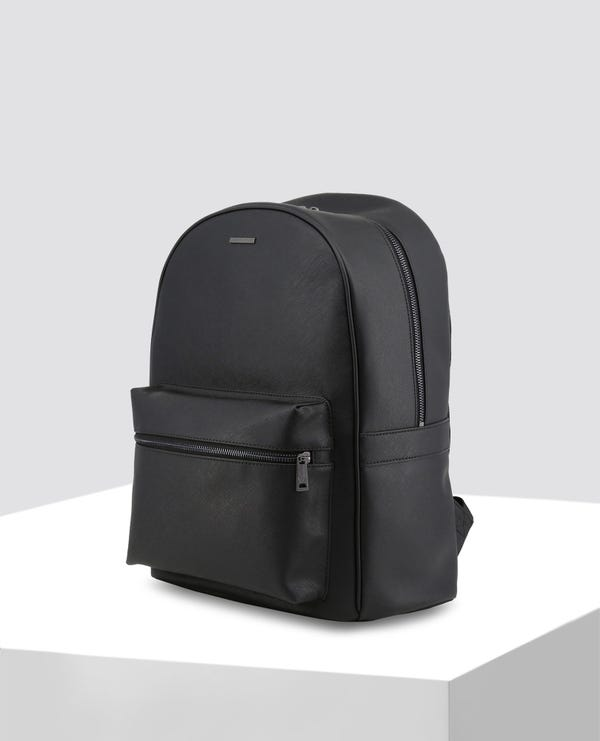 Metal Patch Backpack