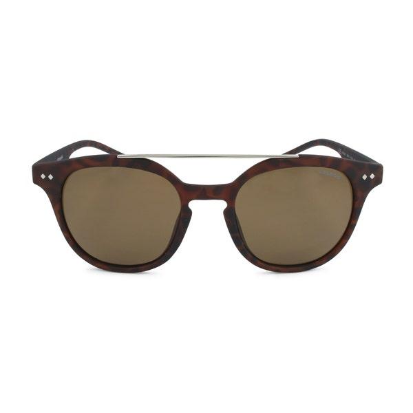 Printed  Full Rim Acetate Sunglasses