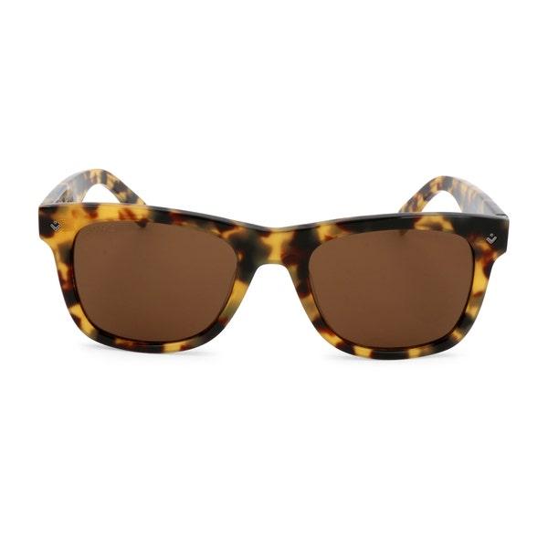Leopard Wayfarer Acetate Sunglasses