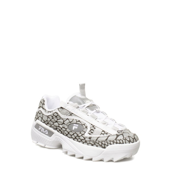 Grey D-Formationr Chunky Sneakers