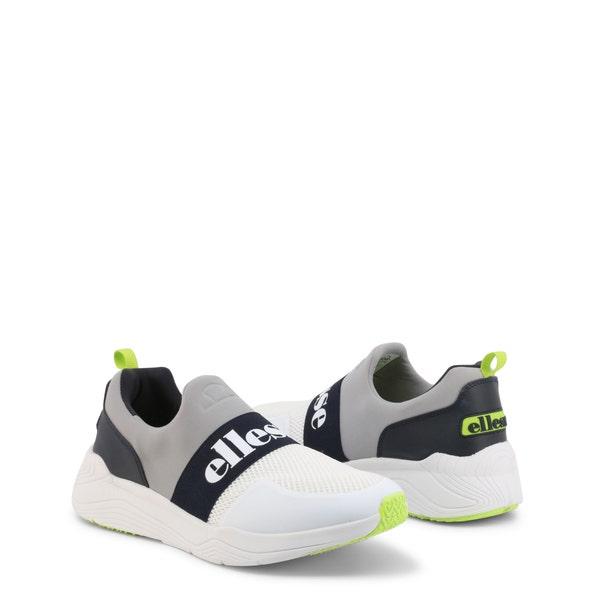 Round Toe Elastic Slip On Sneakers