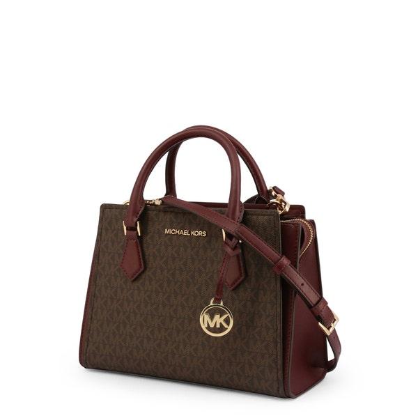 Brown Casual Satchel Bag