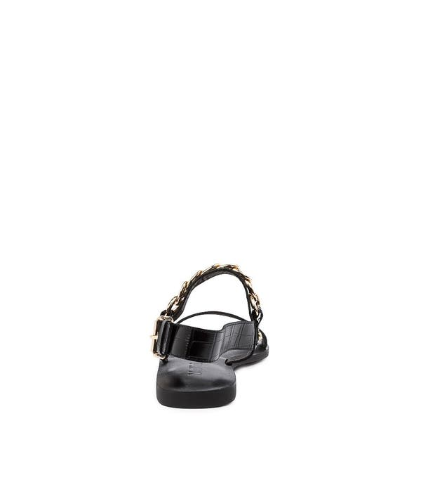 Edason-Mo Buckled Ankle Sandals