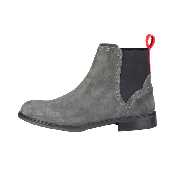 Dominic Suede Ankle Boots