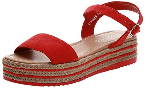 Alethas-To Leather Sandals