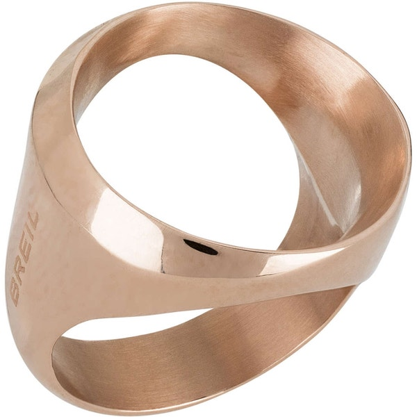 Voil Rose Gold Hole Ring
