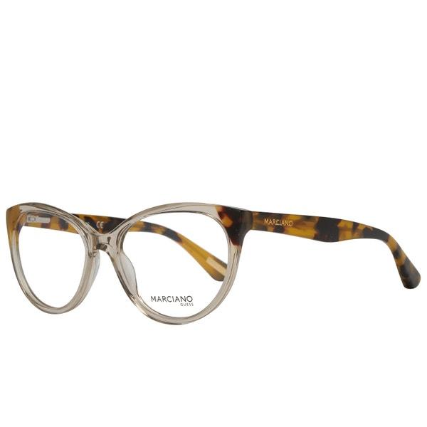 Brown Marble Full Rim Wayfarer Eyeglass
