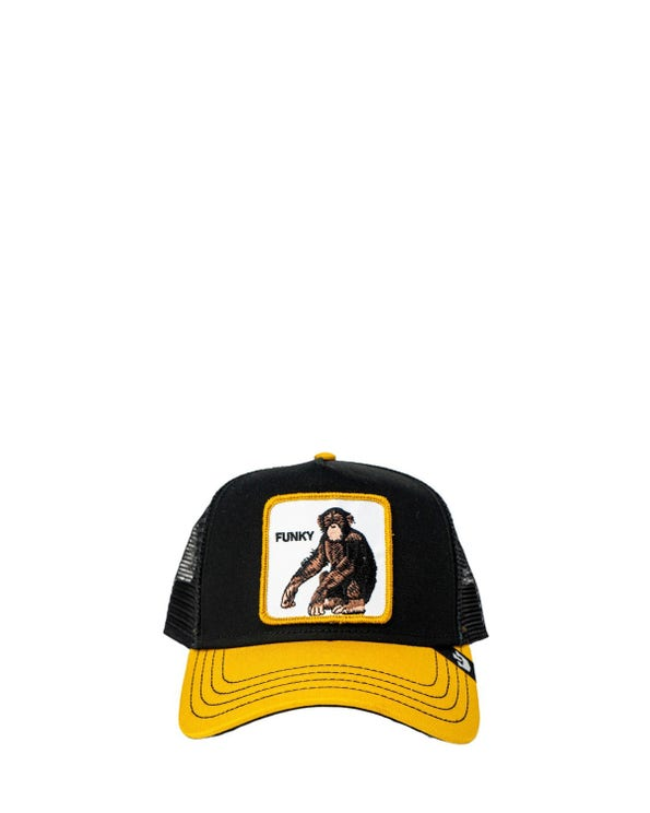 Embroider Funky Logo Cap
