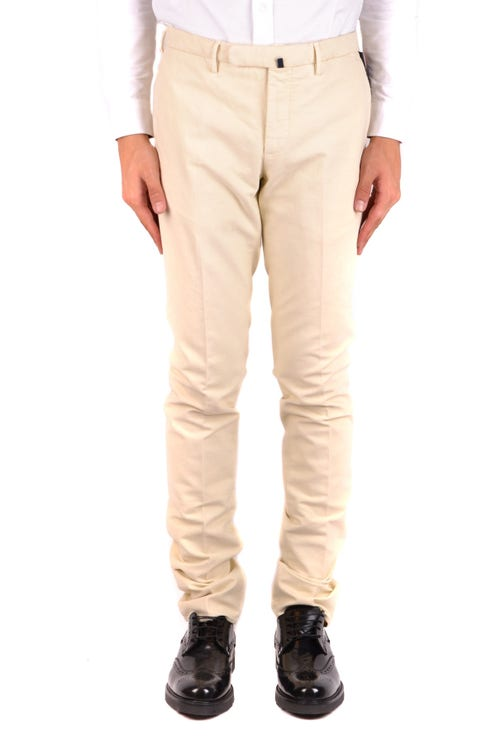 Panna Classic Hook Button Clasp Trouser