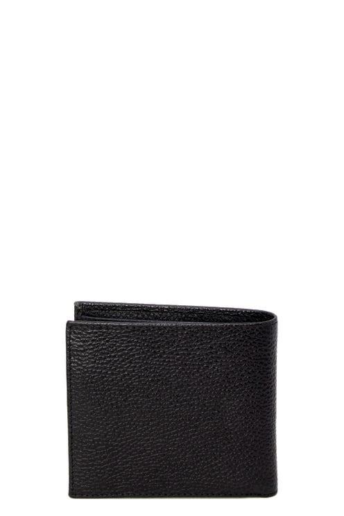 Classic Leather Bi Fold Wallet