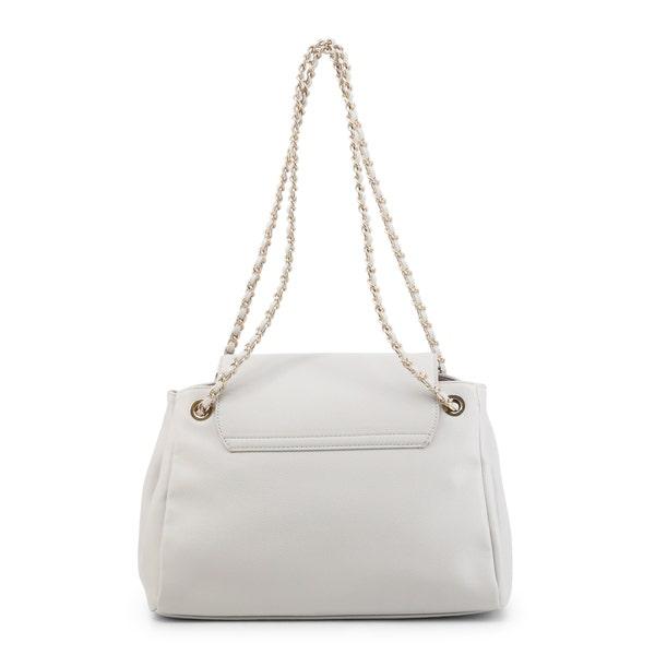 Chain Handle Flap Shoulder Bag