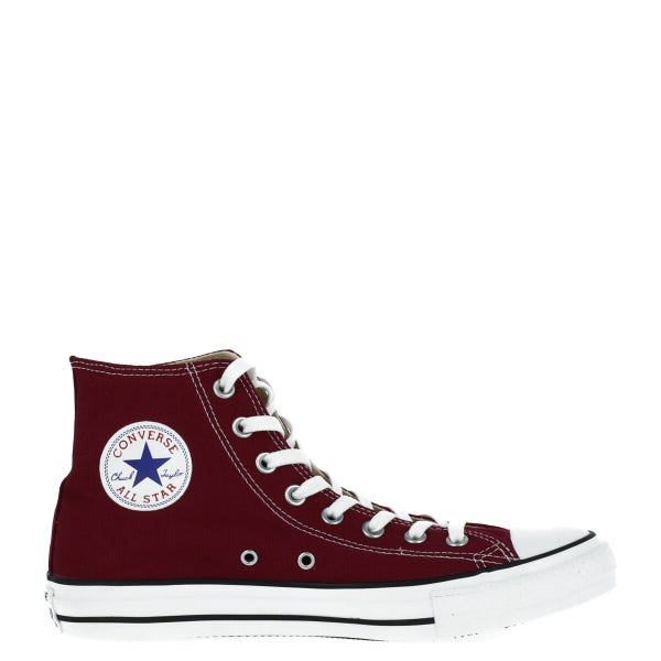 Bordeaux  All Star High Cut Lace Sneakers