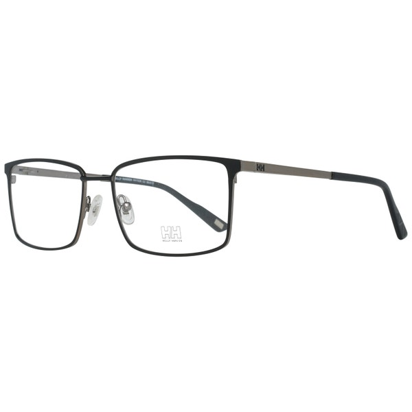 Black Steel Frame Square Nose Pad Eyeglass
