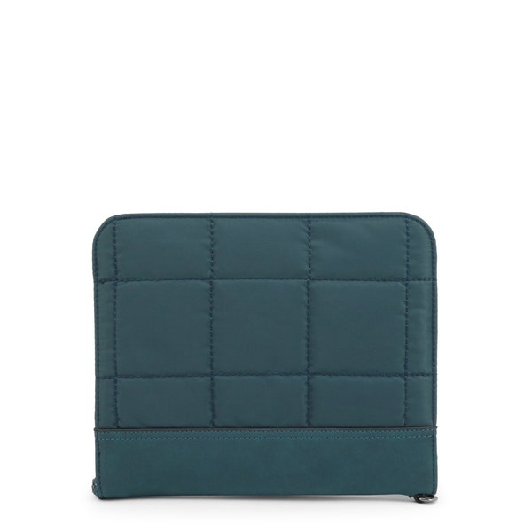 Blue Small Plain Handbag