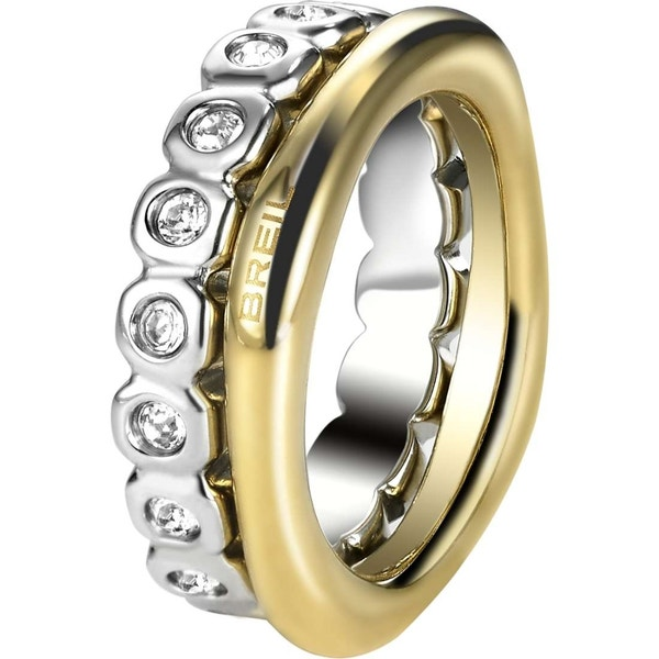 Rolling Diamonds Size 12 Ring