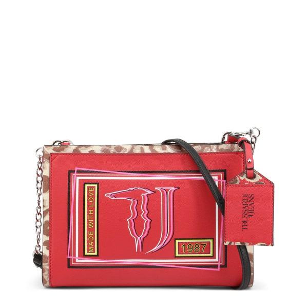 Red Liquiriza Fashion Clutch Bag