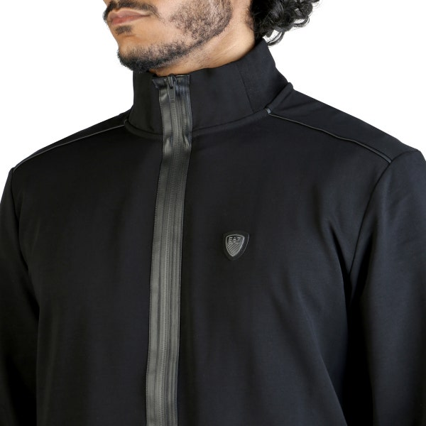 Long Sleeve Full Zipper Sweatshirt