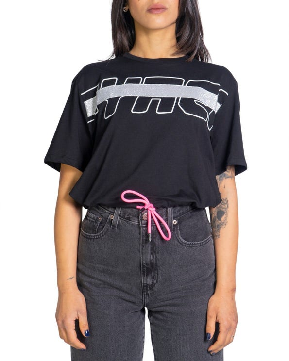 Graphic Front Short Sleeve T-shirt