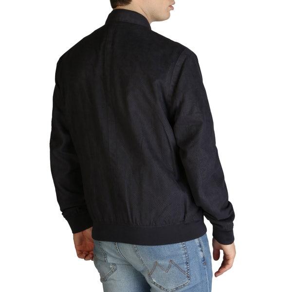 Long Sleeve Full Zipper Pocket Jacket