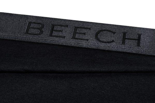 Black MicroModal Boxer Briefs